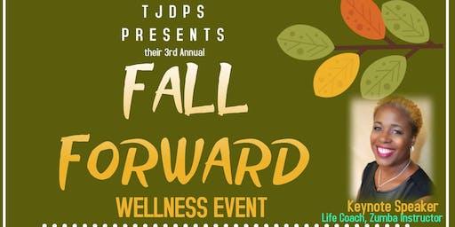 Fall Forward Wellness Event