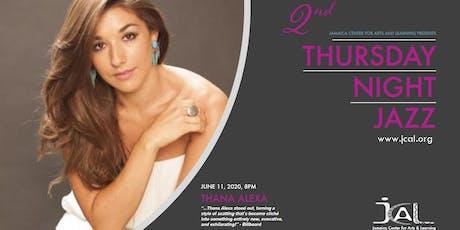Thursday Night Jazz with Thana Alexa tickets