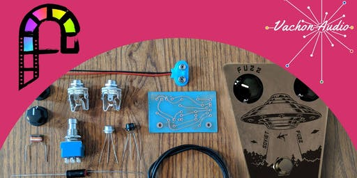 Build your own  Guitar Pedal