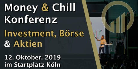 Money & Chill Investment Konferenz tickets