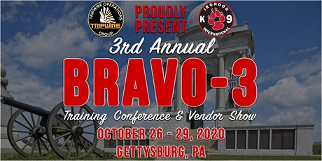 2020 BRAVO-3 Training Conference & Vendor Show tickets