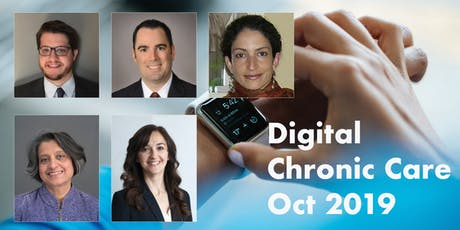 Digital Care for Chronic Conditions | HealthTech Build tickets