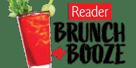 Reader Brunch & Booze 2019 tickets