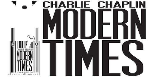 Screening: Charlie Chaplin's MODERN TIMES