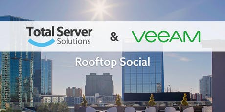 TSS Rooftop Social tickets
