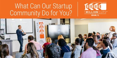 1 Million Cups Miami