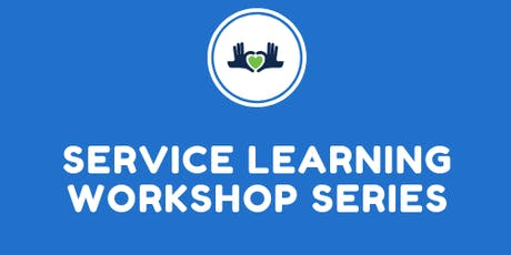 Workshops 1-4: Intensive Community-Based Service Learning Series tickets