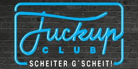 TOTAL DIGITAL: 4. Coburger Fuckup Club Tickets