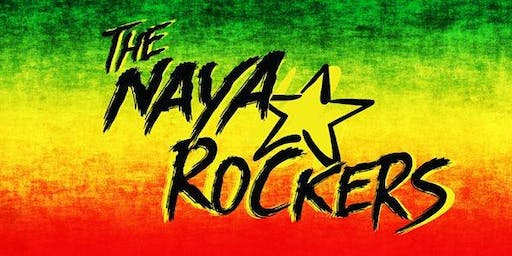 The Patio Series- The Naya Rockers with Dion Knibb