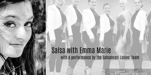 Salsa Room with Emma Marie