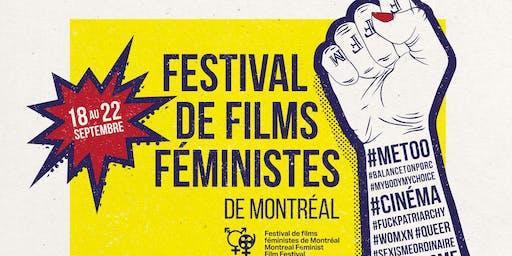 Festival de films féministes de Montréal soirée 2: courts-métrages queer (1ere projection)