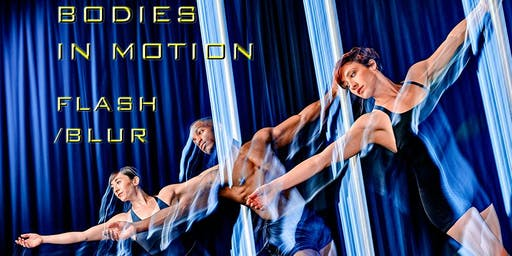 Bodies in Motion: Flash Blur Dancers with George Simian