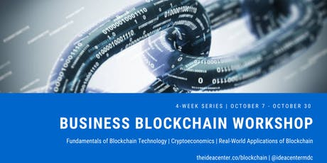 Business Blockchain tickets