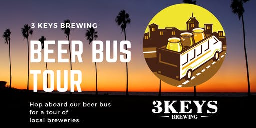 Brew Bus Tour - September
