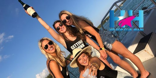 Miami Booze Cruise | Miami Party Boat