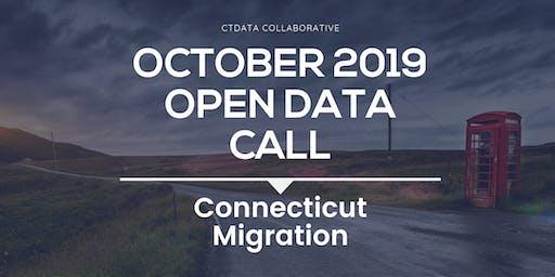 Open Data Call