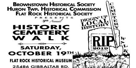 3rd Annual Historic Cemetery Walk