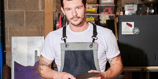 Pop Down with Pellegrino Cutlery: Knife Sharpening Tutorial