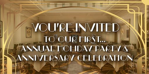 Colorado Urology's First Annual Holiday Party & Anniversary Celebration