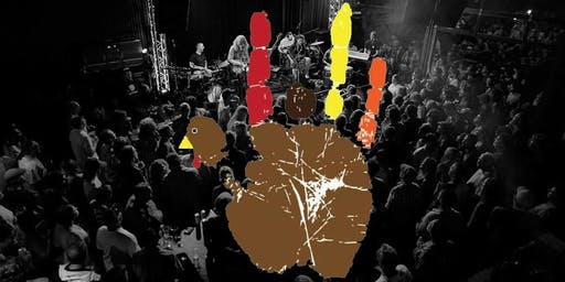 """THANKFUL DEAD"" feat ANDY COE BAND (2 NIGHTS!)"