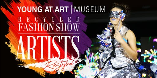 Recycled Fashion Show | Artists Restyled