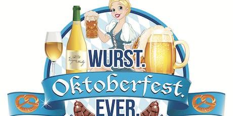 3rd Annual Wurst.Oktoberfest.EVER tickets