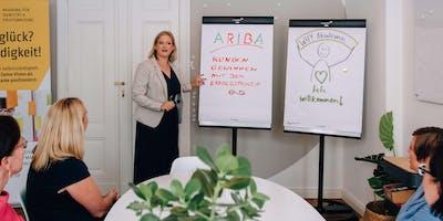 Workshop »ARIBA – Kunden gewinnen mit dem Erfolgsprinzip«