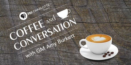 Coffee and Conversation with PBS Charlotte - October 2019 tickets