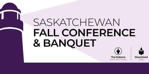 2019 Gideons Saskatchewan Fall Conference