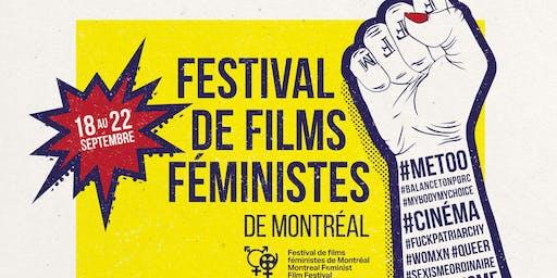 Festival de films féministes de Montréal soirée 3: films d'ici & d'ailleurs