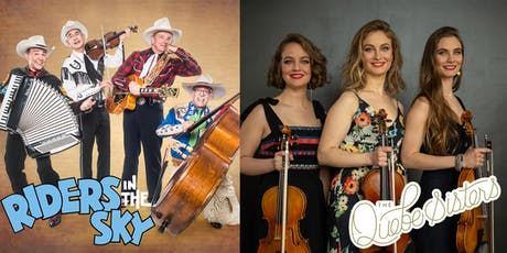 Riders in the Sky & The Quebe Sisters tickets