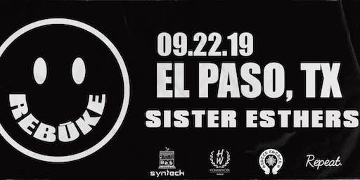 REBŪKE USA Tour // On Sundays We Party // Sister Esther's
