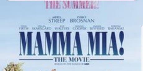 Mamma Mia - Secret Cinema tickets
