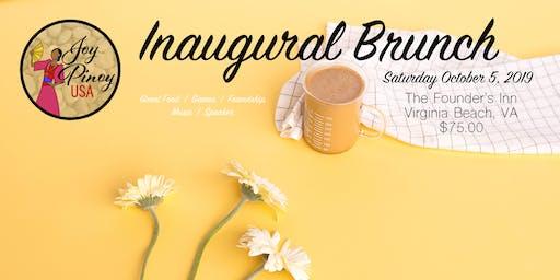 Joy Pinoy USA: Inaugural Brunch