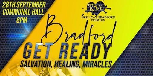 Bradford Salvation Night