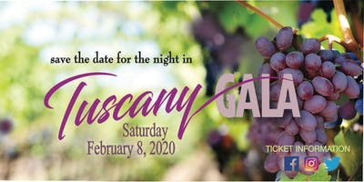 A Night In Tuscany GALA!