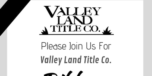 Ribbon Cutting Ceremony: Valley Land Title Co.