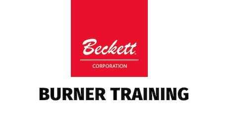 Beckett Burner Class - Wharton tickets