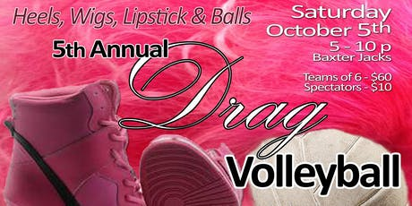 Drag Volleyball 2019 tickets