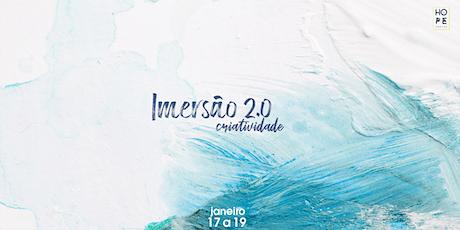 IMERSÃO 2.0 - HOPE ingressos