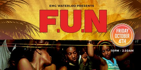 FUN: Afrobeat Vs Dancehall 2 tickets
