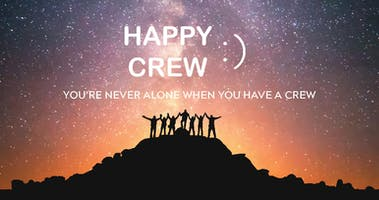 The Happy Crew Fall Fundraiser to help launch Kakou Coffee