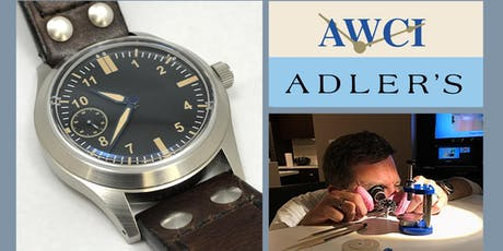 Build a Watch is returning to Adler's Jewelry in Metairie, LA! tickets