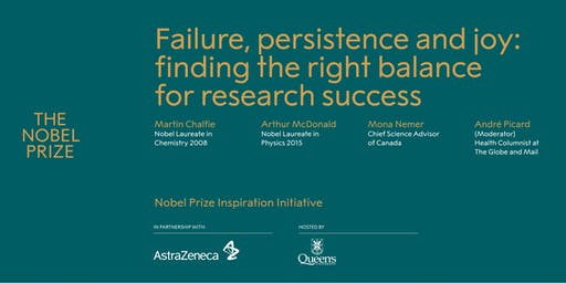 Nobel Prize Inspiration Initiative at Queen's University