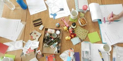September Decluttering Workshop with Clear Space for Me