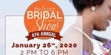 Ruach 2020 Bridal and Special Event Showcase  tickets