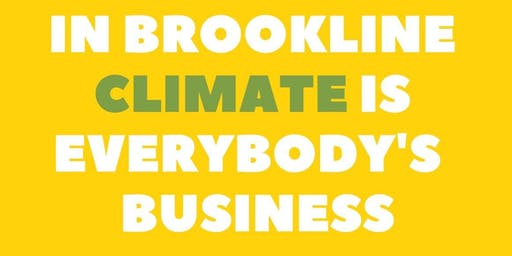 Climate is Everybody's Business: Follow-Up Meeting