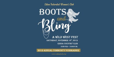 Feds Fest 2019: Boots and Bling...A Wild West Fest tickets