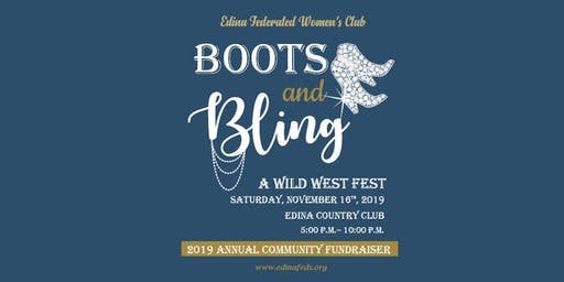 Feds Fest 2019: Boots and Bling...A Wild West Fest