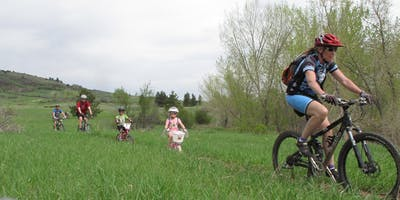 Fall 2019 Take a Kid Mountain Biking Day
